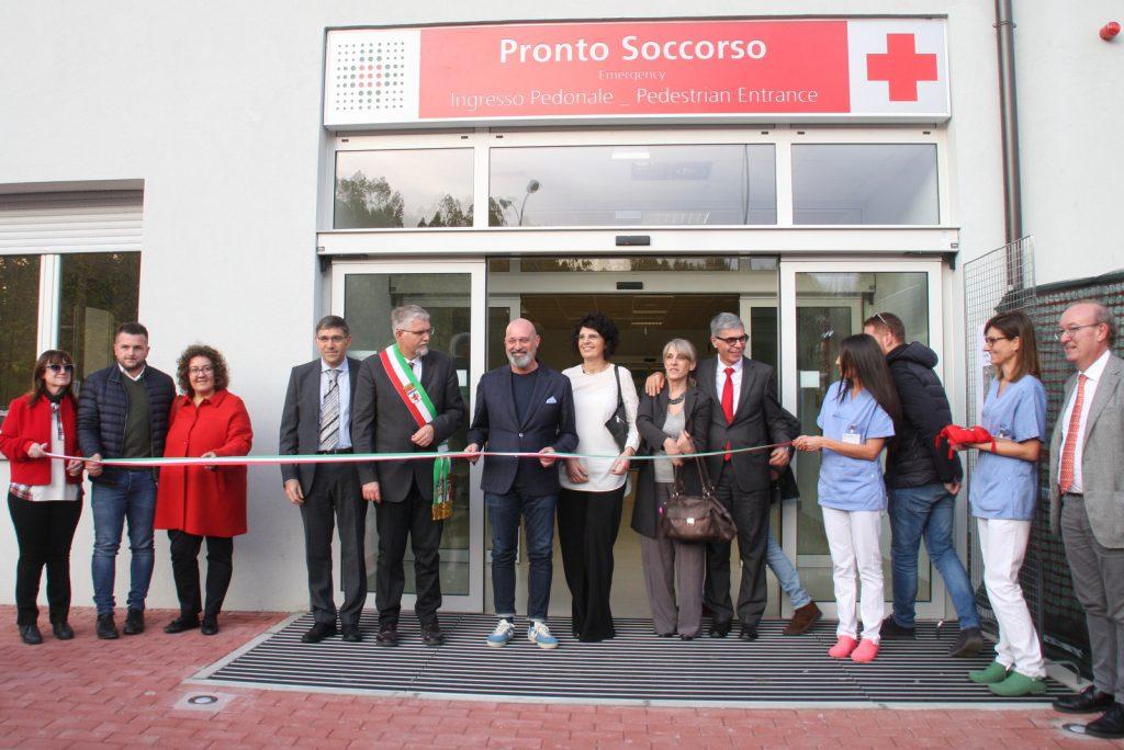 Faenza, presentato il nuovo pronto soccorso