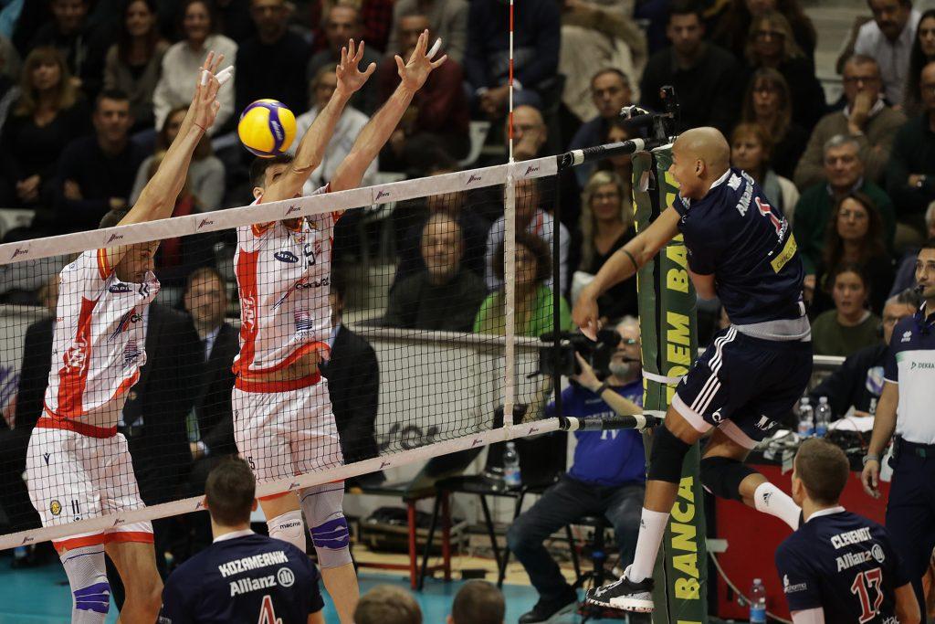 Volley, sconfitta per la Consar Ravenna in SuperLega