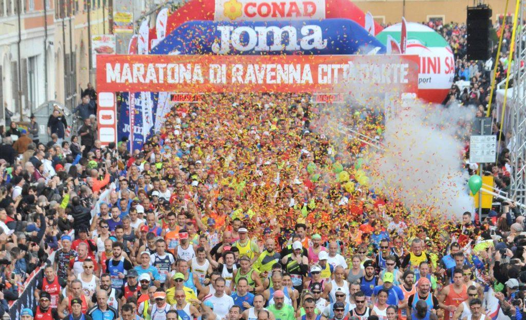 """Non solo Maratona, torna la corsa """"Martini Good Morning Ravenna"""""""