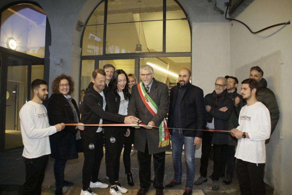Sport al Complesso ex Salesiani di Faenza, inaugurata la nuova palestra