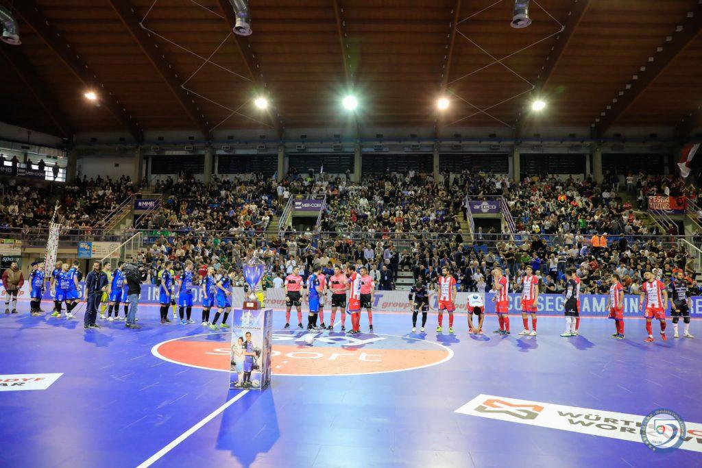 Calcio a 5, la Final Eight di Coppa Italia resta in Emilia-Romagna