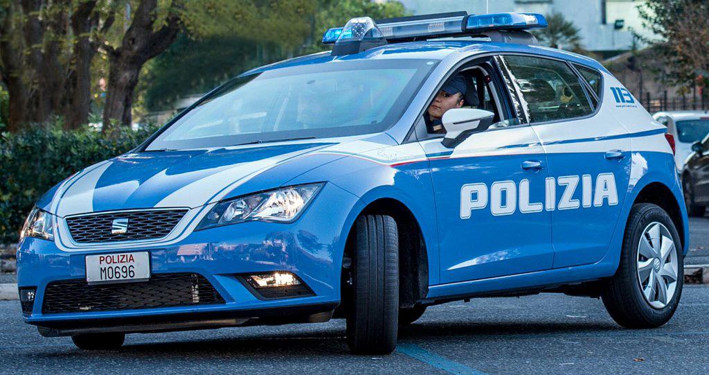 Polizia arresta 38enne per resistenza a Pubblico Ufficiale