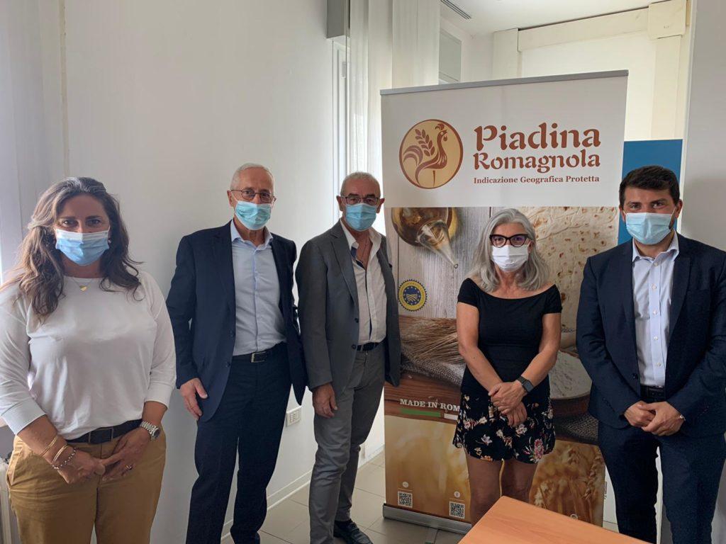 L'assessore regionale incontra il Consorzio della Piadina Romagnola