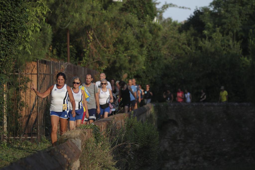 """Domenica 30 agosto torna l'Urban Trail """"Ravenna Città d'acque"""""""