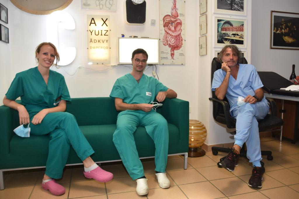La Gastroenterologia di Forlì e Cesena scelta come sede di tirocinio per la School of Advanced Endoscopy