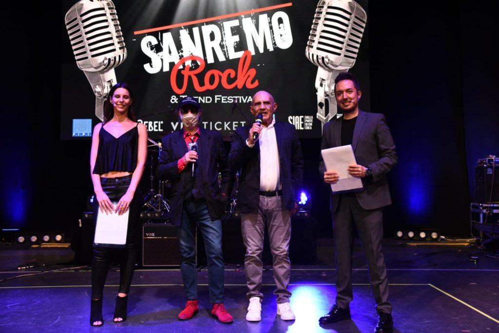 """Il produttore Angelo Valsiglio porta l'ospedale """"Morgagni-Pierantoni"""" di Forlì a Sanremo Rock  2020"""