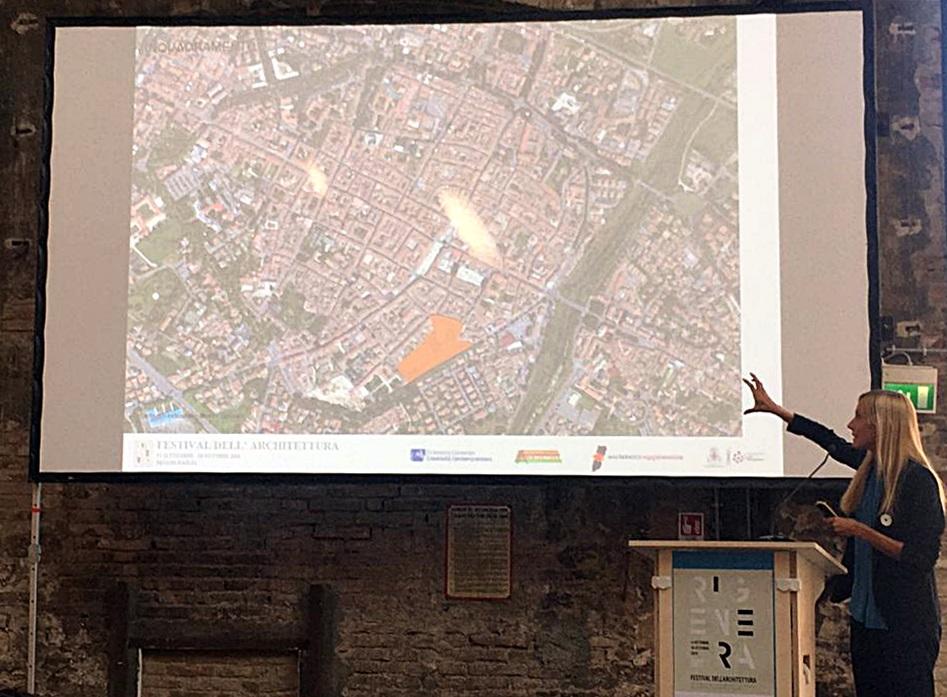 Il recupero del Complesso di Faventia Sales protagonista del Festival Rigenera a Reggio Emilia