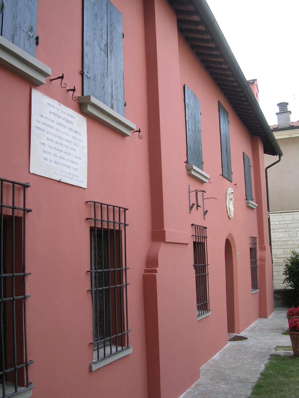 Biblioteca Olindo Guerrini di Sant'Alberto, approvati lavori di restauro conservativo degli infissi