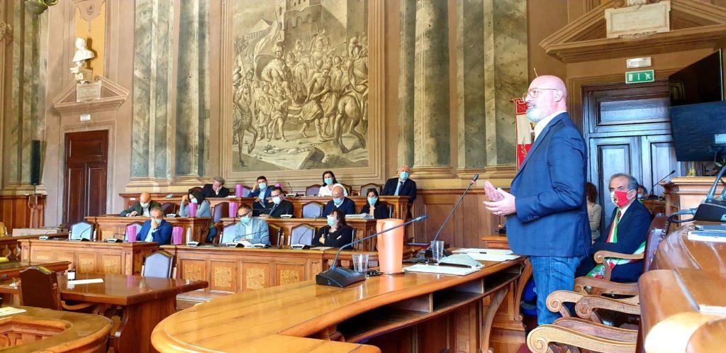La giunta regionale visita la provincia di Forlì-Cesena