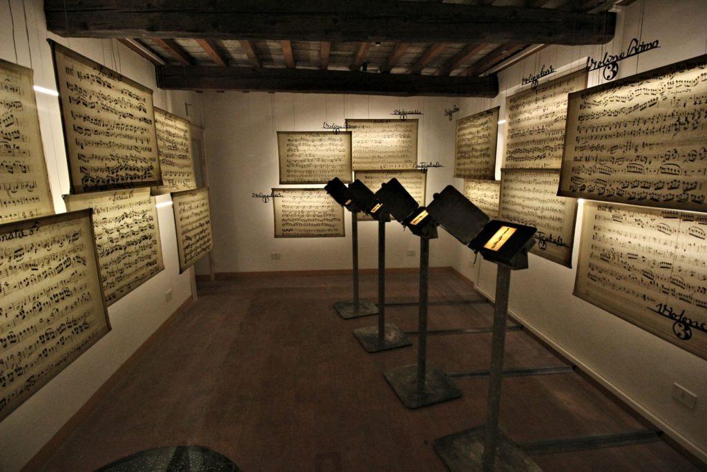 A Lugo nuovo allestimento museale per Casa Rossini