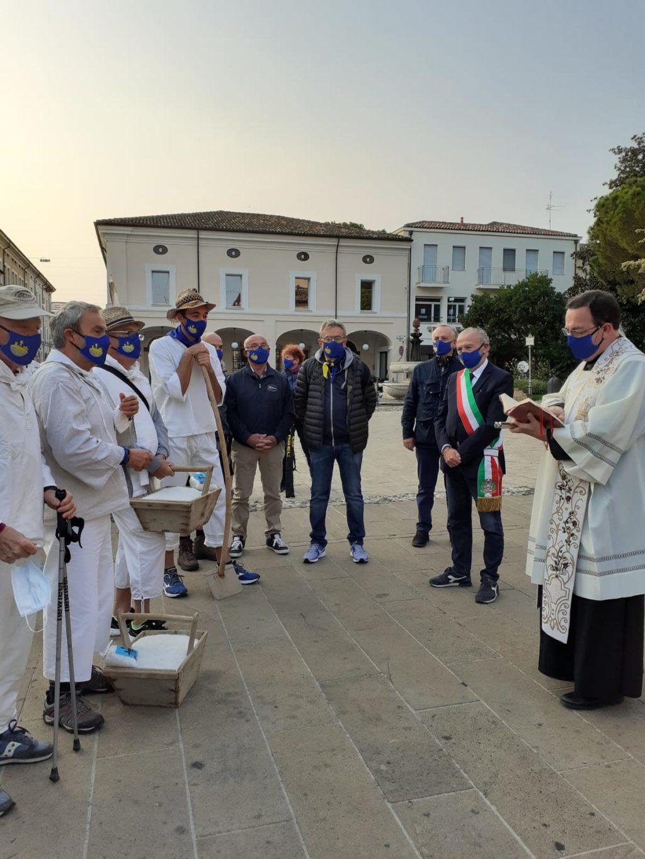 Inviato a Papa Francesco il sale di Cervia