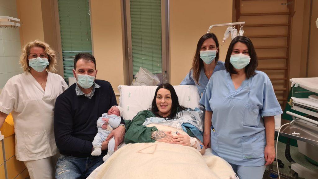 I primi nati del 2021 negli ospedali di Forlì e Cesena