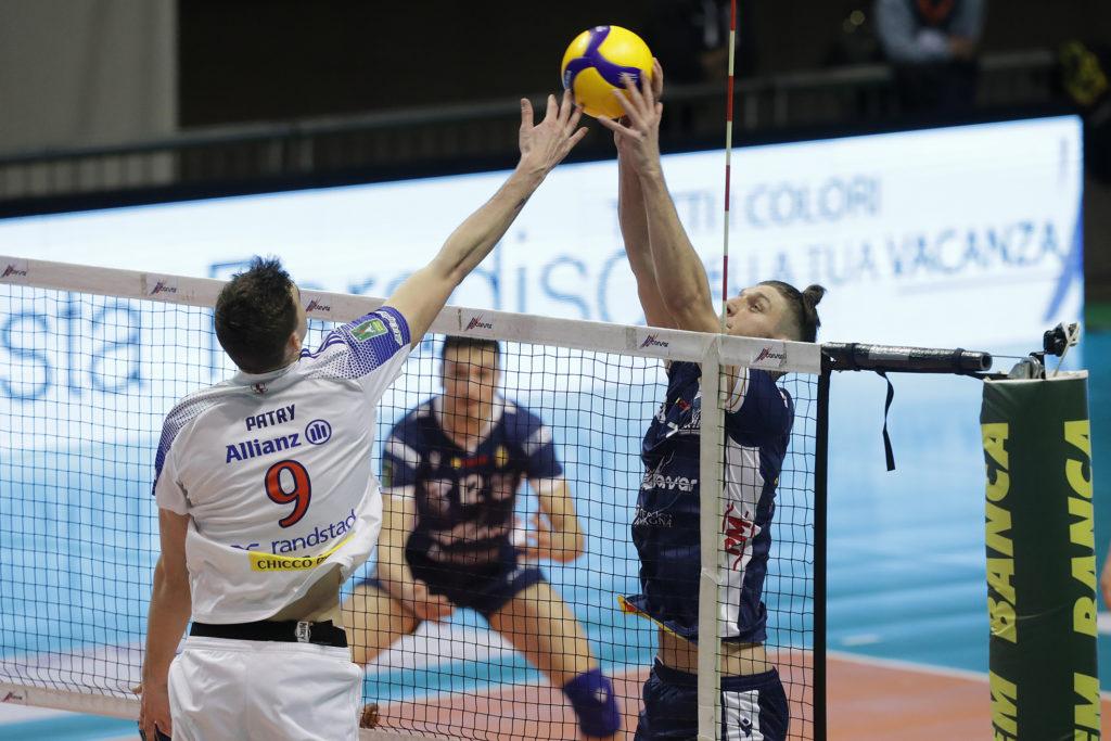 Volley, l'ultimo atto di regular season non premia Ravenna