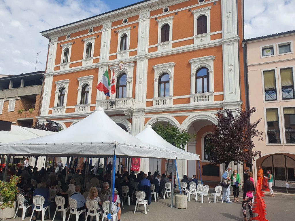 Completato il restauro dell'antico Municipio di Conselice