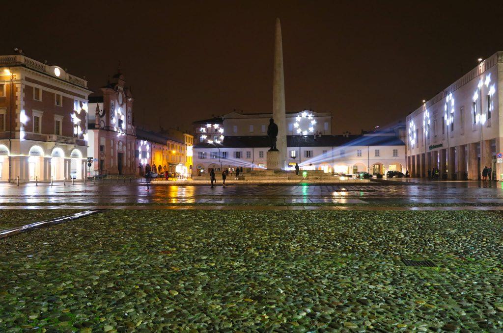 Lugo, l'ala di Baracca si illumina di verde della XIV giornata nazionale SLA